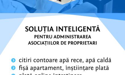 GESIMO – ajutorul administratorului inteligent!